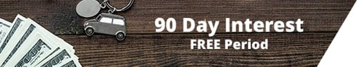 Service Capital - 90 Day Interest Free Period
